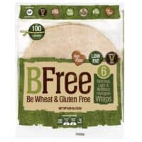 BFree Gluten Free Tortillas