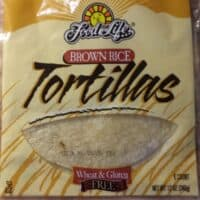 Food For Life Gluten Free Tortilla