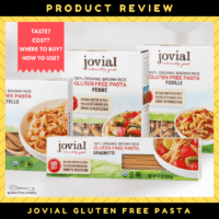 🥇Jovial Gluten Free Pasta Review