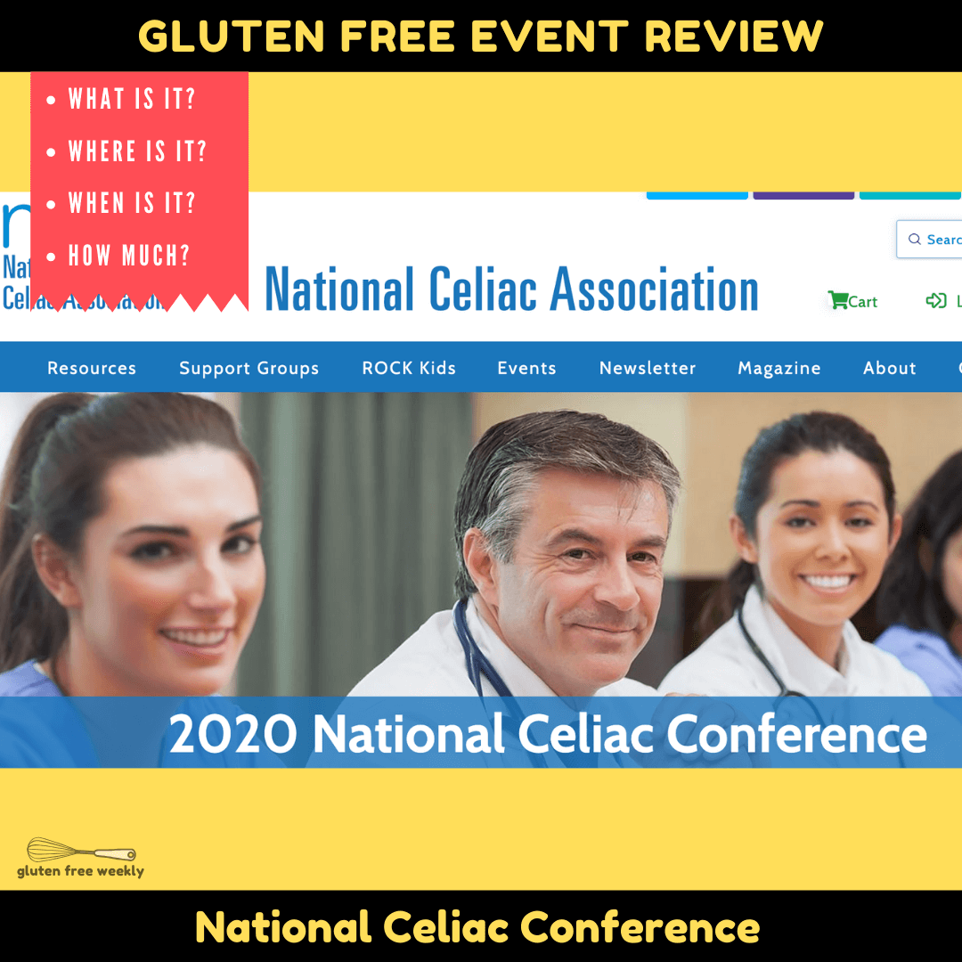 National Celiac Conference Review