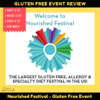 Nourished Festival - Gluten Free, Allergy & Specialty Diet Event