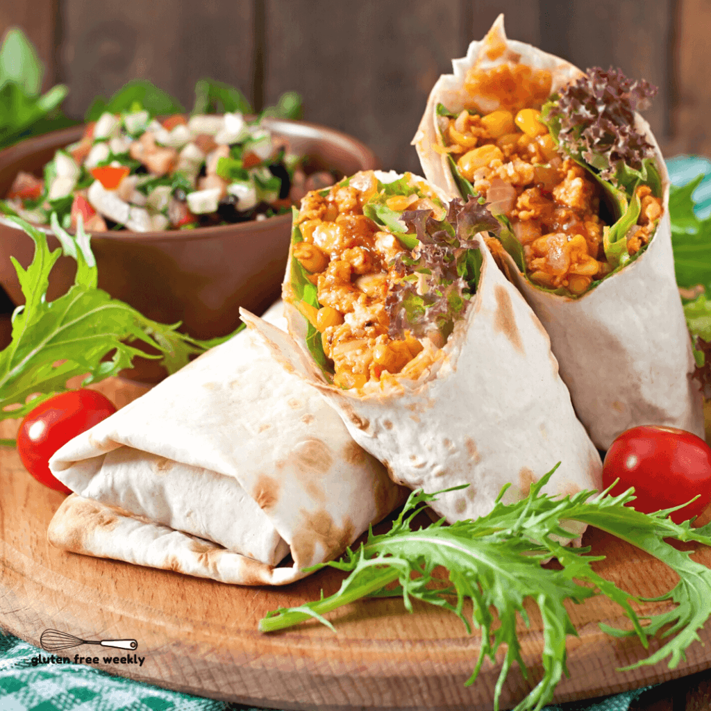 The BEST Gluten Free Burritos Recipe