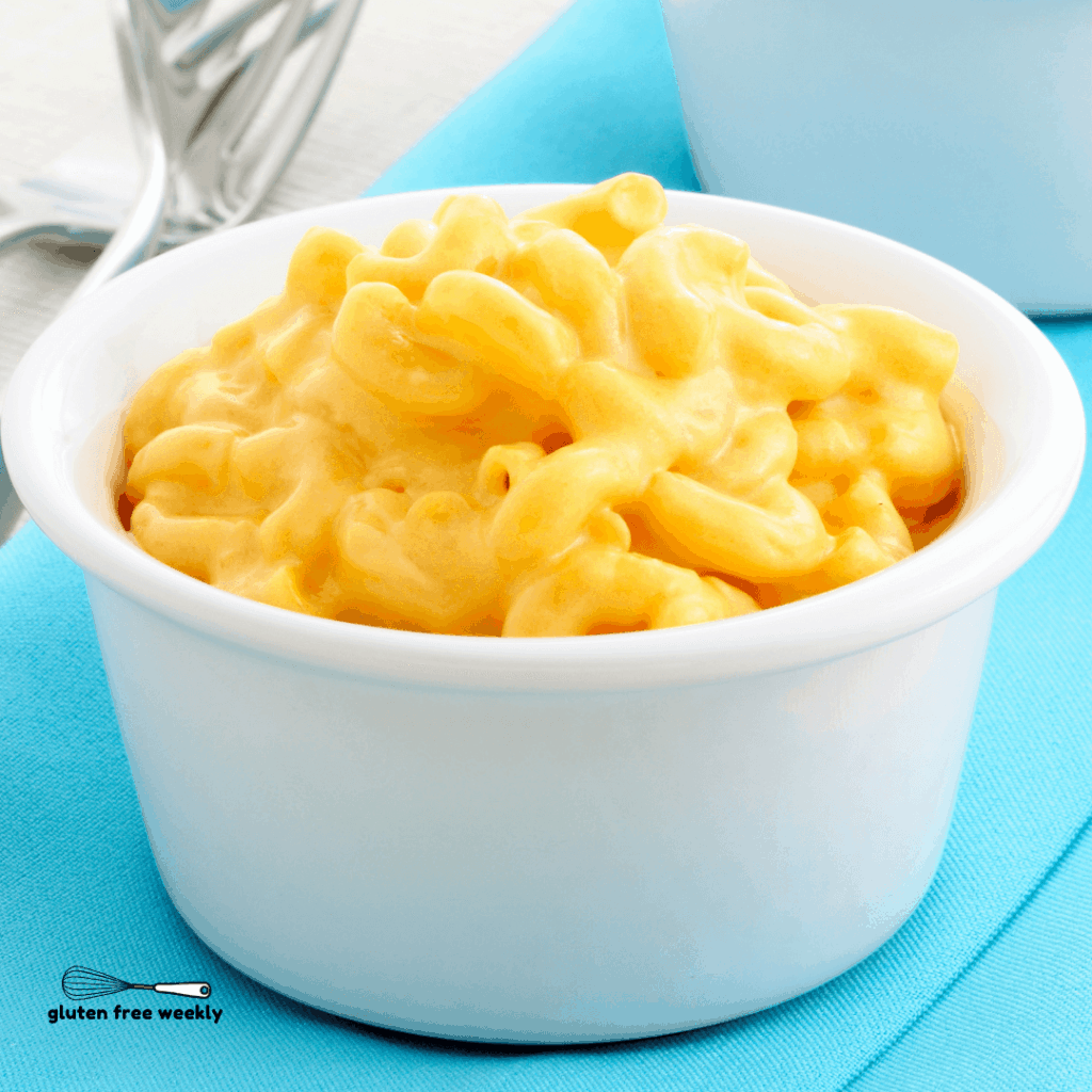 The BEST Gluten Free Macaroni and Cheese Recipe