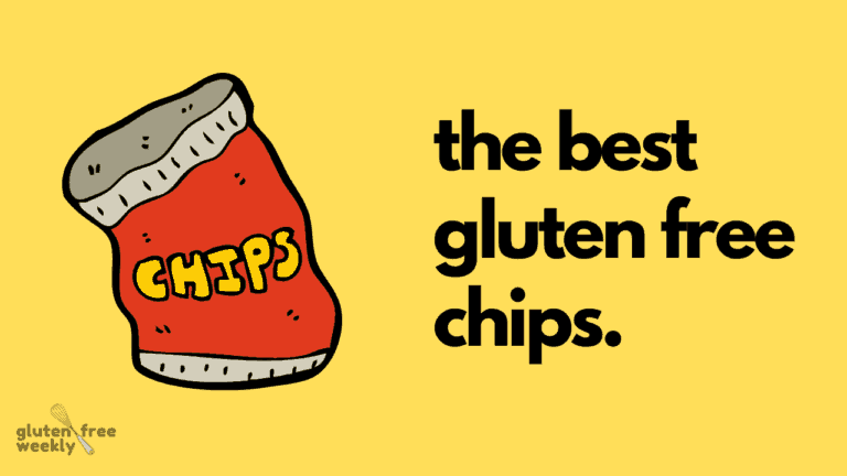 The Best Gluten Free Chips