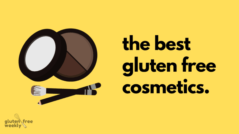 The Best Gluten Free Cosmetics