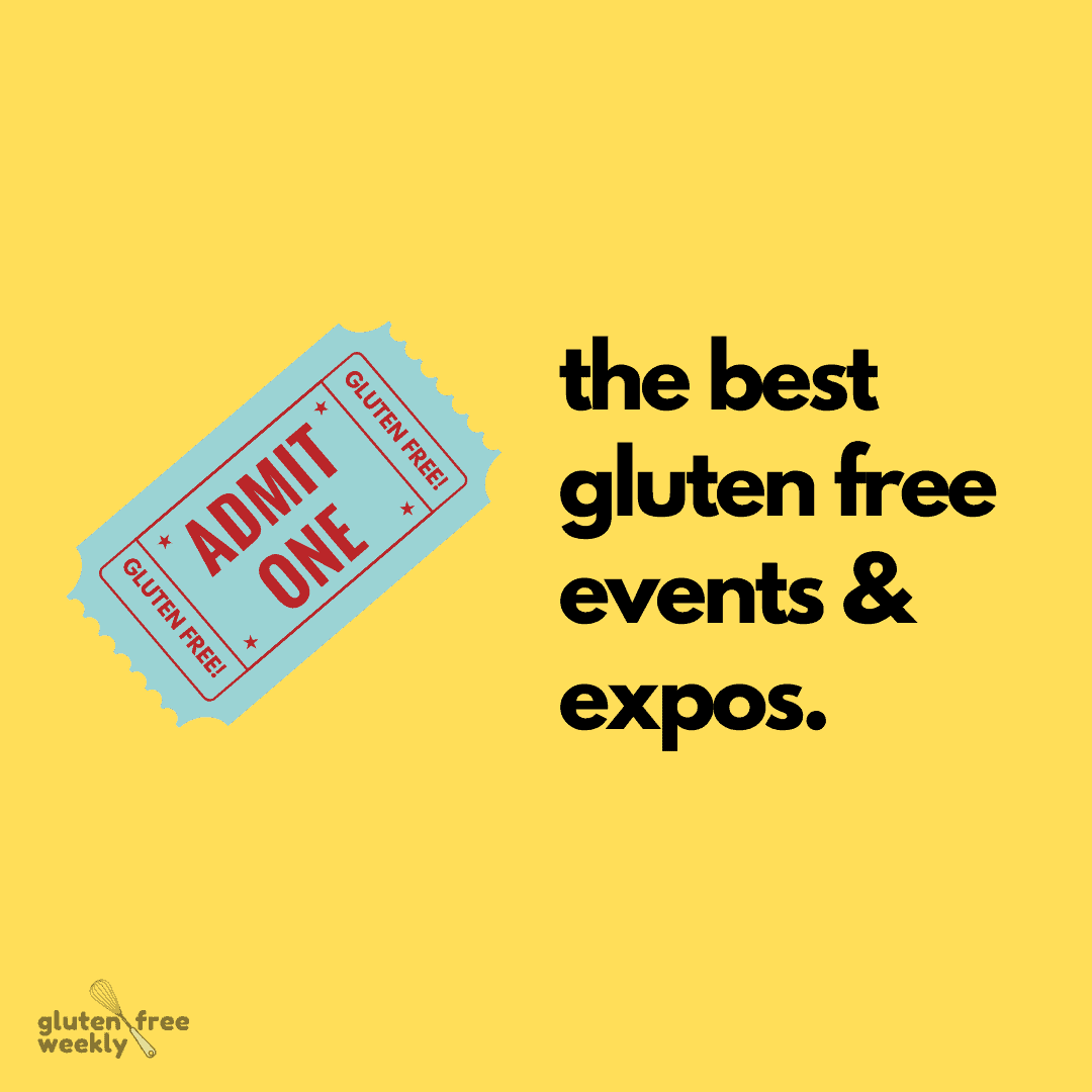 The Best Gluten Free Events and Expos