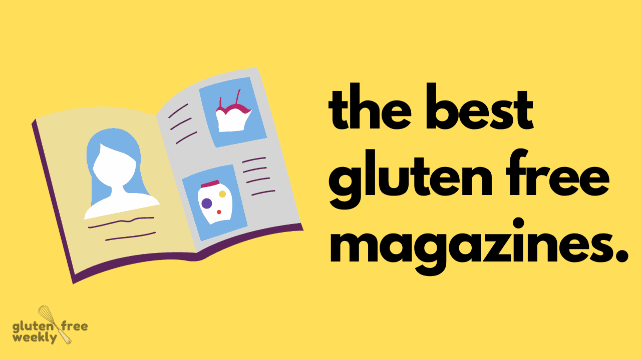 The Best Gluten Free Magazines