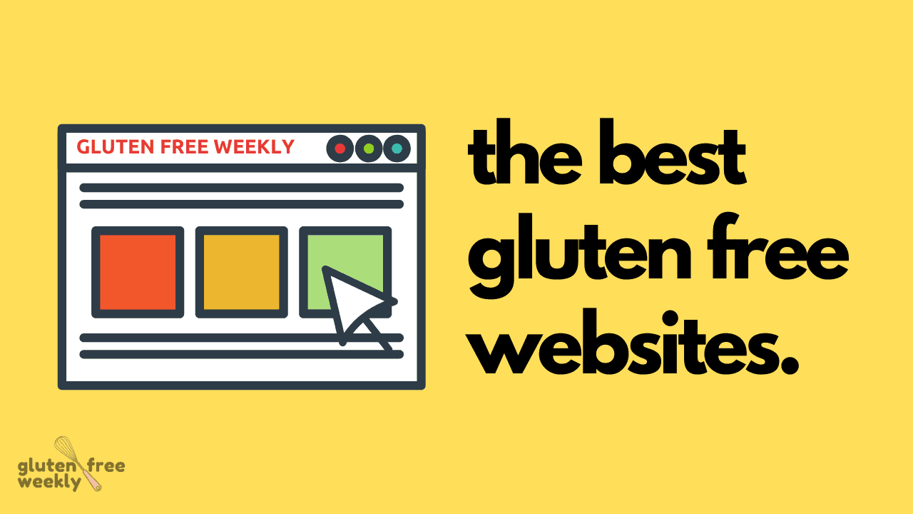 The Best Gluten Free Websites