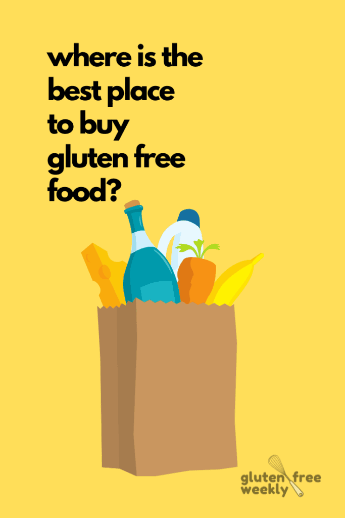 Where is the Best Place to Buy Gluten Free Food
